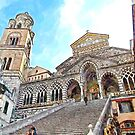 Amalfi: cathedral by Giuseppe Cocco