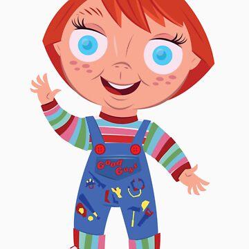 Chucky the Good Guys Doll by mattpott