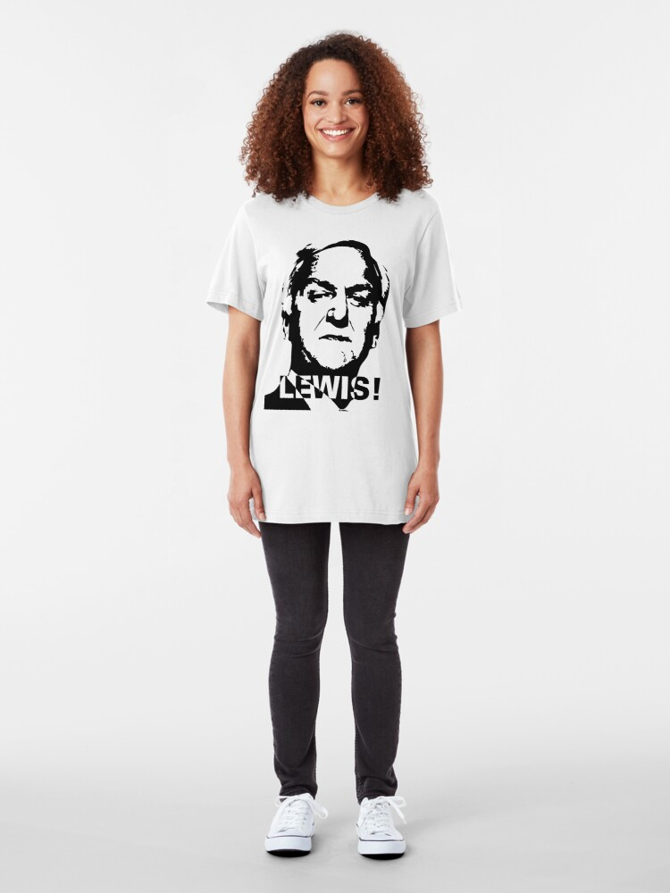 Alternate view of NDVH Morse Slim Fit T-Shirt
