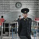 Standing Guard - DPRK by RoamingRoan