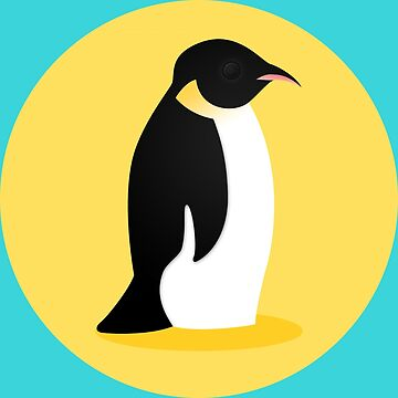 Emperor Penguin by mpriorpfeifer