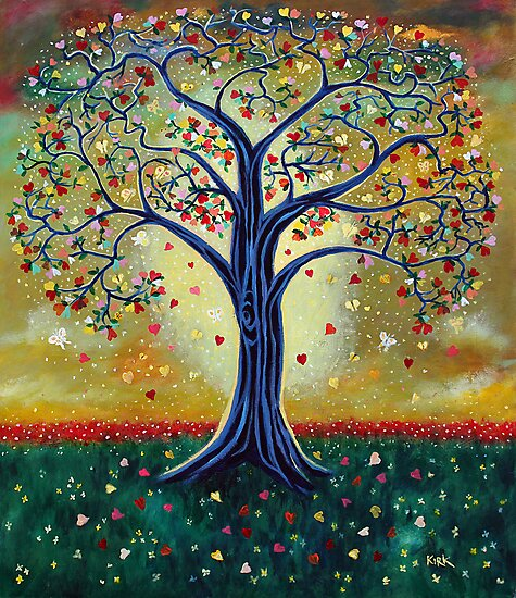'The Giving Tree' (Dedicated to Shel Silverstein) by Jerry Kirk