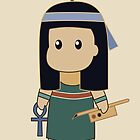 Tiny Seshat by Aakheperure