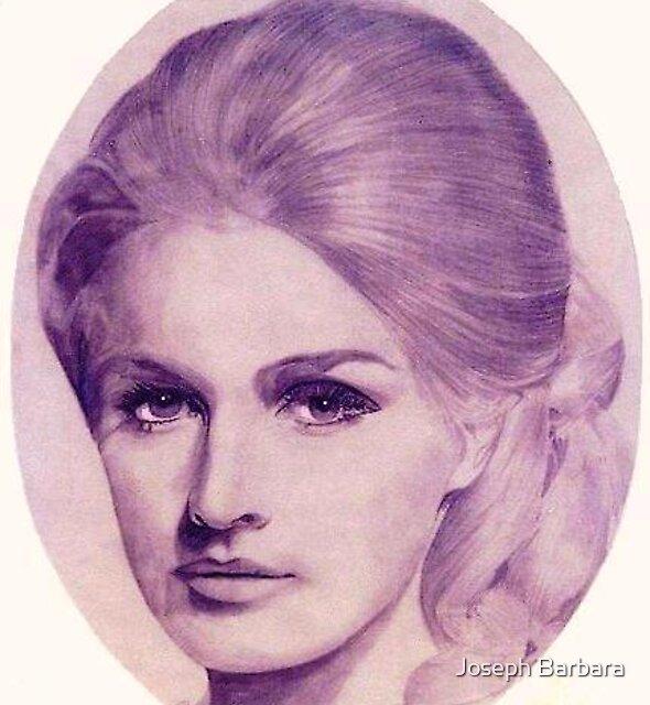 Portrait by Joseph Barbara