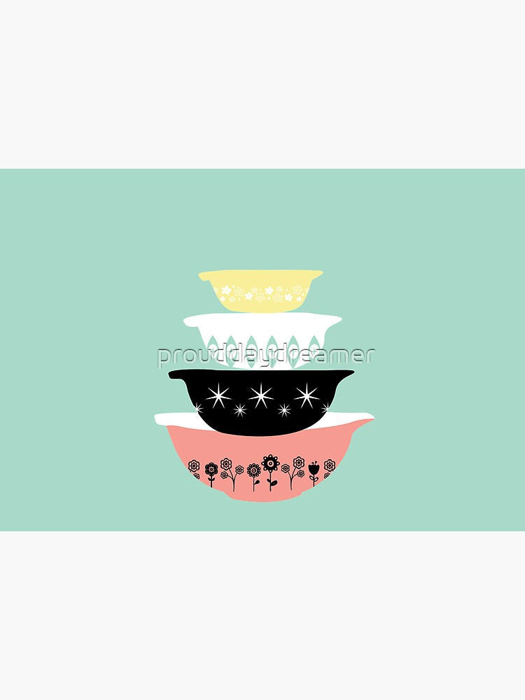 Pyrex Pretties by prouddaydreamer