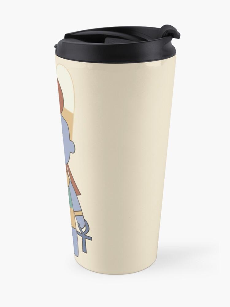 Alternate view of Tiny Amun Travel Mug