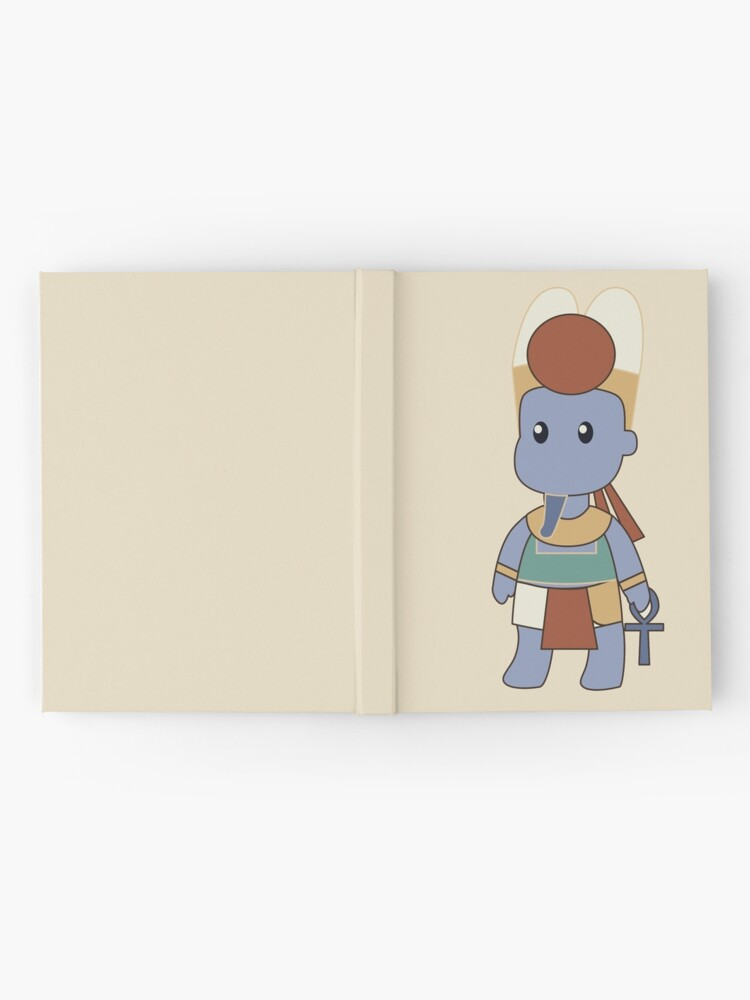 Alternate view of Tiny Amun Hardcover Journal