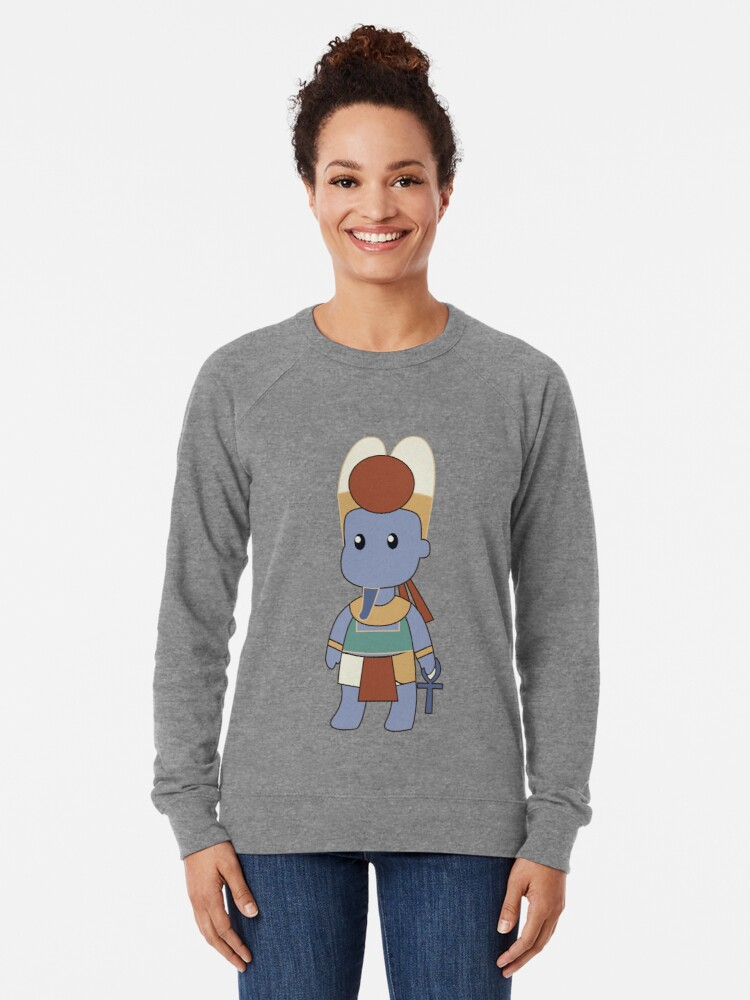 Alternate view of Tiny Amun Lightweight Sweatshirt