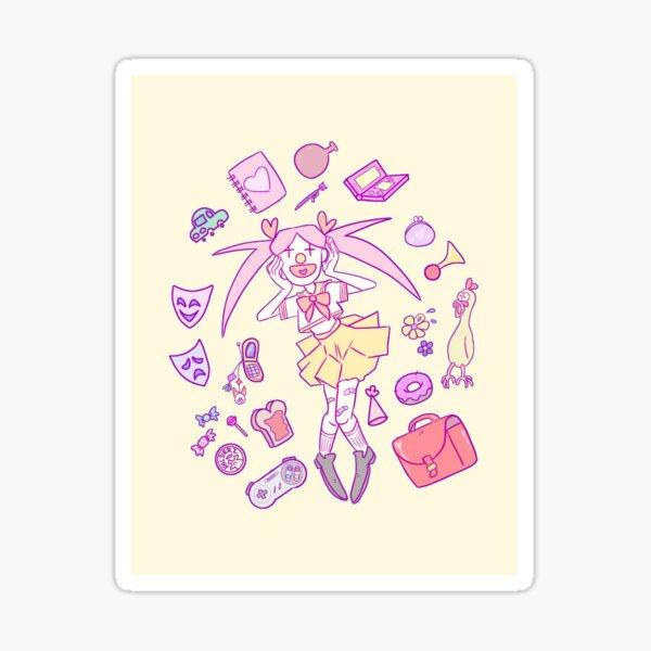 RUBBER CHICKEN Sticker
