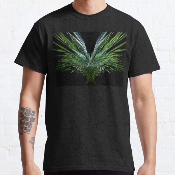 Green Wing Classic T-Shirt