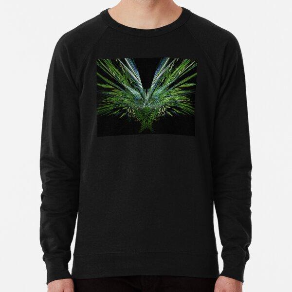 Green Wing Lightweight Sweatshirt