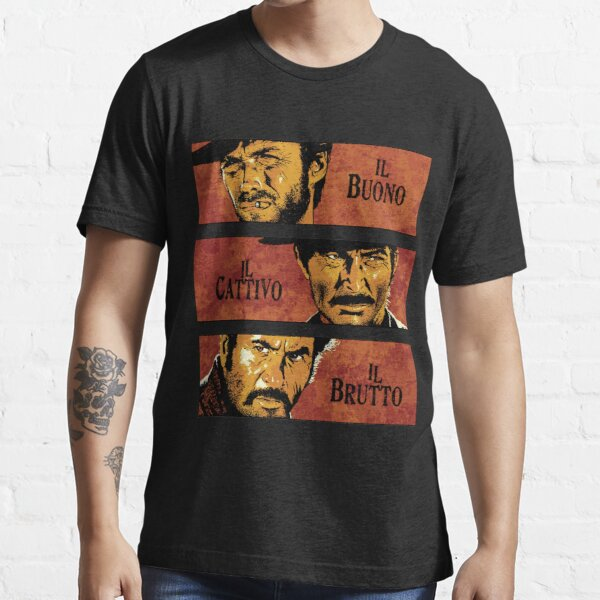 The Good, the Bad, and the Ugly Essential T-Shirt