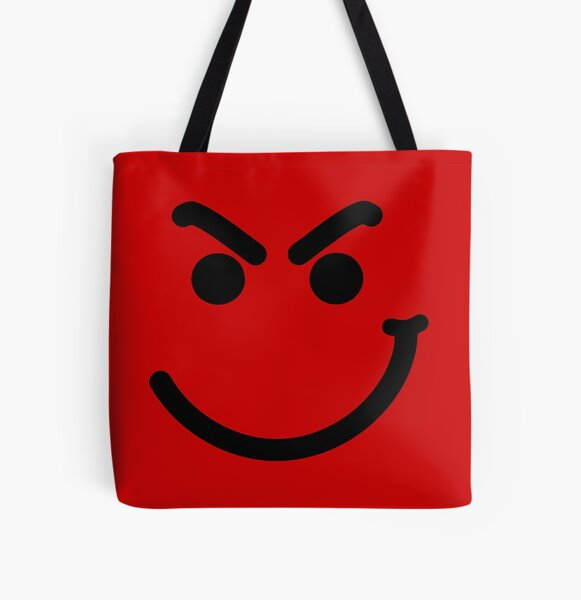 HAVE A NICE DAY All Over Print Tote Bag