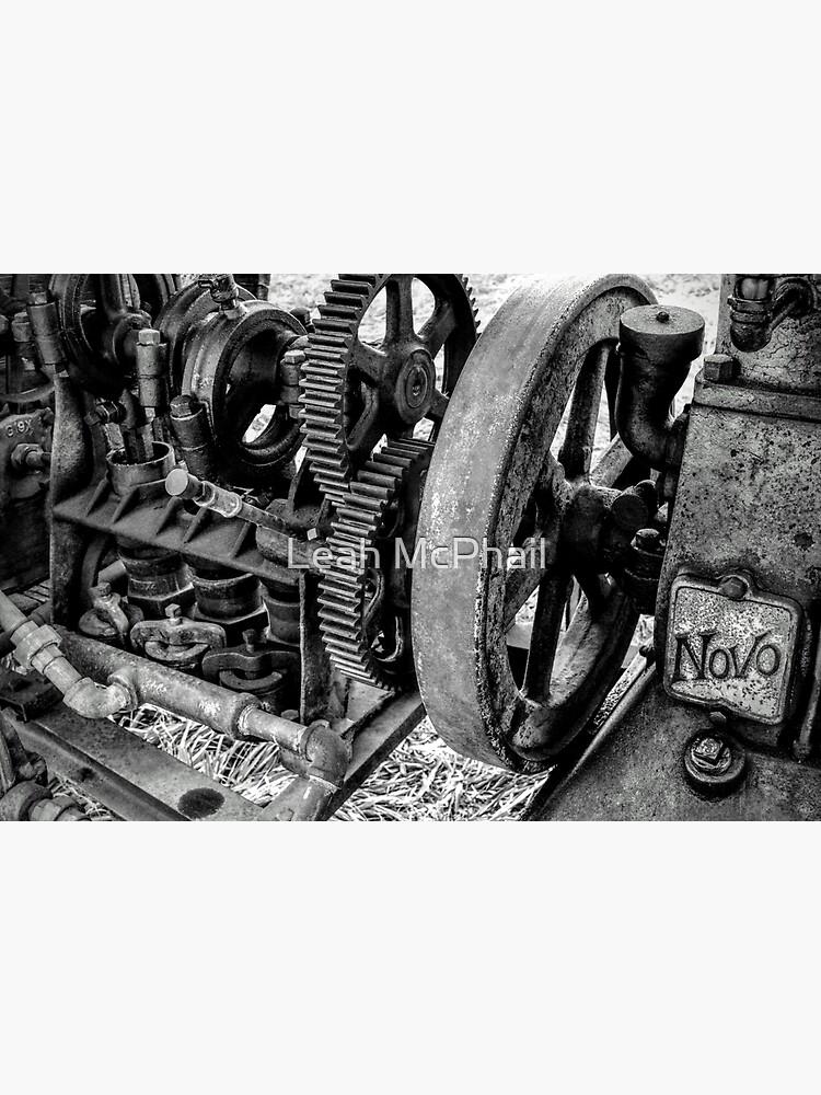 Novo Antique Engine  by LeahMcPhail