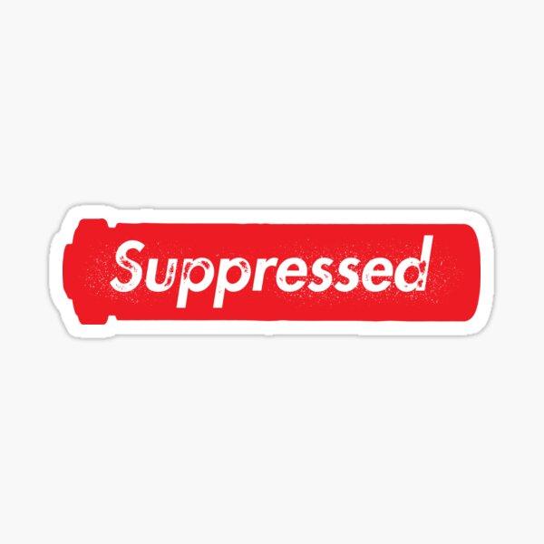 Supprimé! Sticker