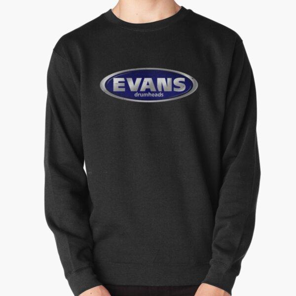 Evans Vintage Drum Head Pullover Sweatshirt