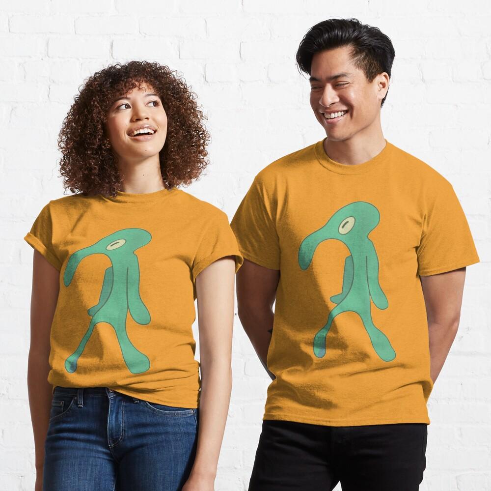 Transparent Bold and Brash Classic T-Shirt