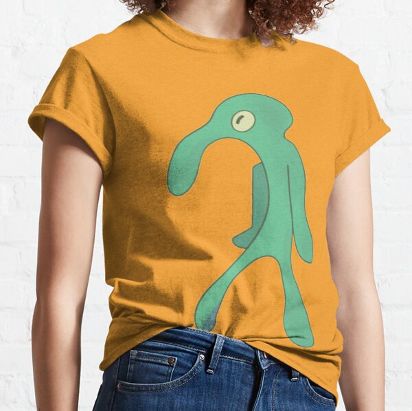 Transparent Bold and Brash Classic T-Shirt