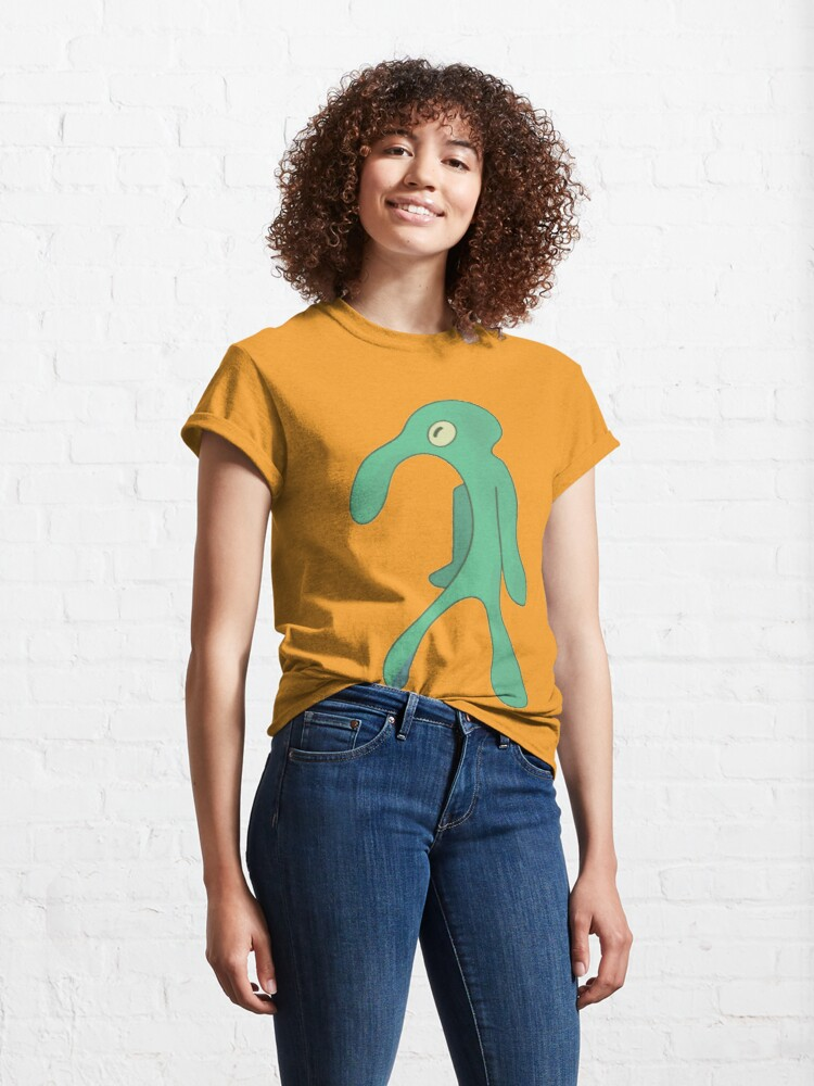 Alternate view of Transparent Bold and Brash Classic T-Shirt
