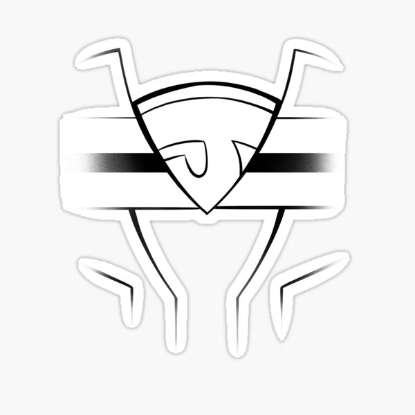 The J-Man (Emblem) Sticker