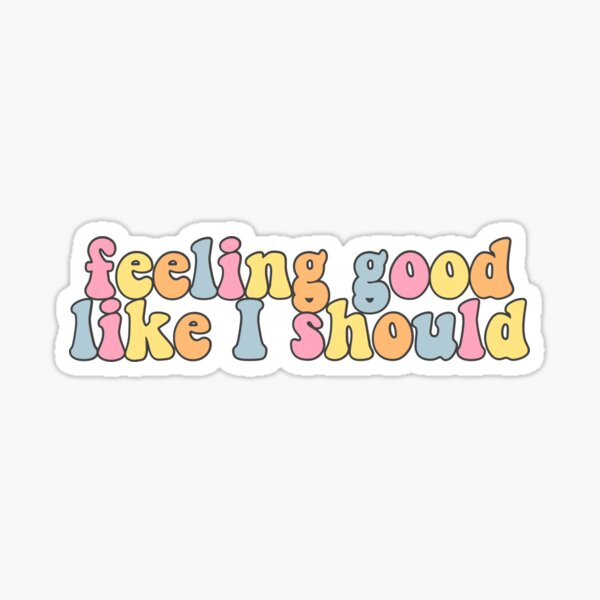 Sunday Best (surfaces music) Sticker