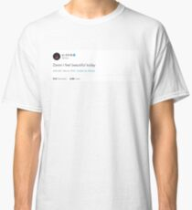 Lizzo Tweet Classic T-Shirt