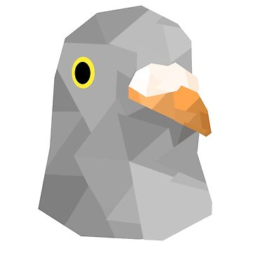 SOB Pigeon by themorgue
