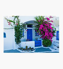 Cave House Photographic Print