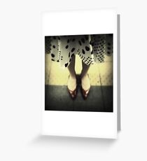 i'll be true to you Greeting Card