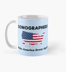 Sonographers MAGA Classic Mug