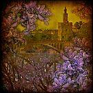 Torre del Oro through jacaranda... by egold