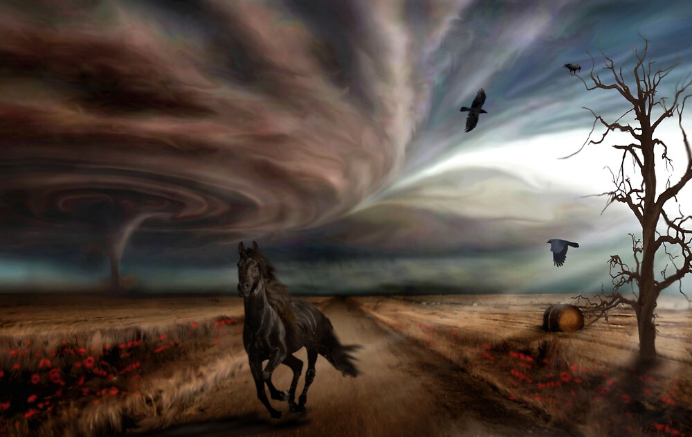 Like The Wind by Cliff Vestergaard