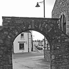 Through the arch- Kirkcudbright, Scotland by sarnia2
