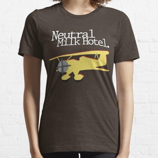 Neutral Milk Hotel - Aeroplane Essential T-Shirt
