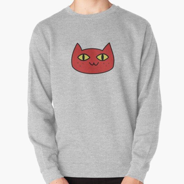 Marceline's cat sweater Pullover Sweatshirt