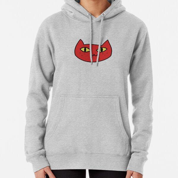 Marceline's cat sweater Pullover Hoodie