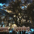Happy Haunting Card by rocamiadesign