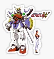 Gundam Wing- Shenlong Sticker