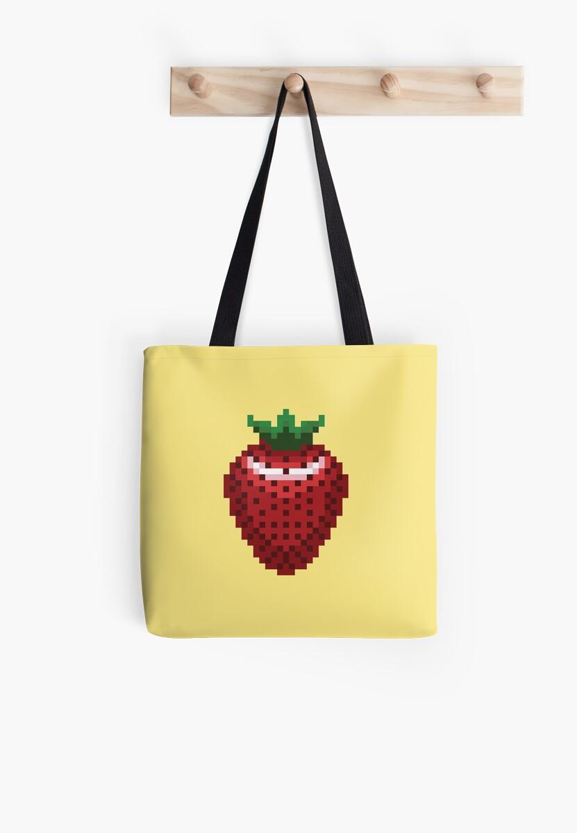 8-bit Strawberry\