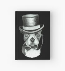 Doggy Vintage-nous Hardcover Journal
