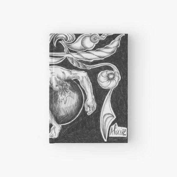 Flodoard, stylo-bille sur papier Carnet cartonné