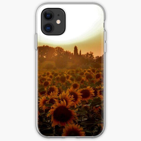 GIRASOLE 3 iPhone Soft Case