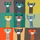 Cats  by Gareth Lucas