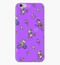 Free your inner Zonkey ! d purp. iPhone Case