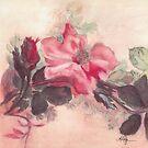 Old World Floral by artymelanie