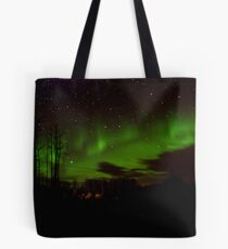 Early Morning Auroras Tote Bag