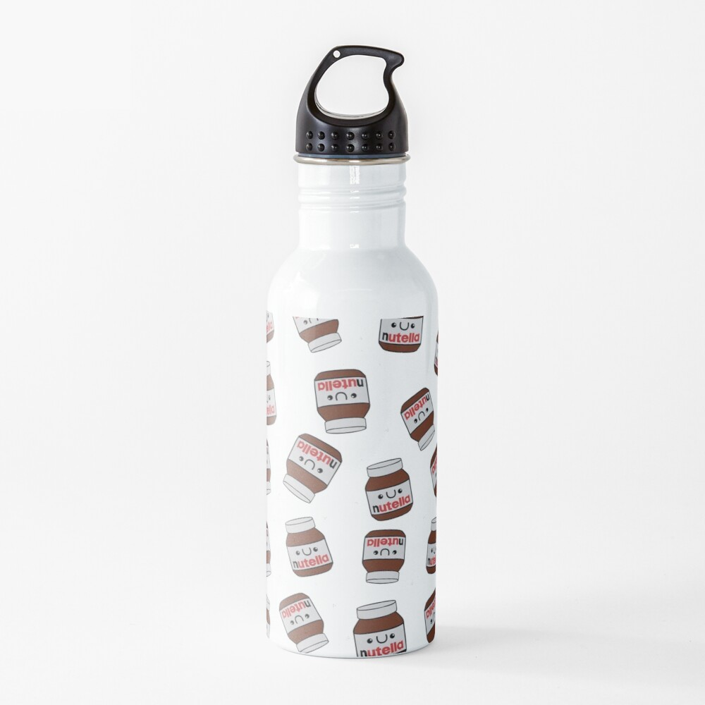 Nutella lovee!  Water Bottle
