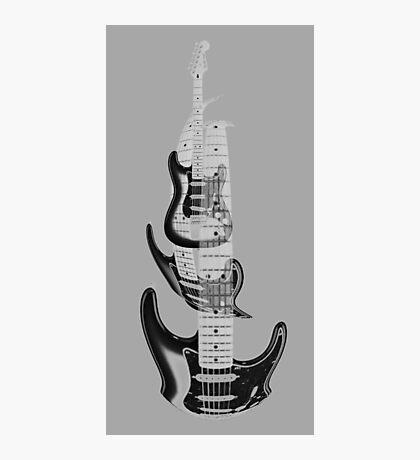 guitar warp Photographic Print