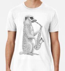 Sax Premium T-Shirt