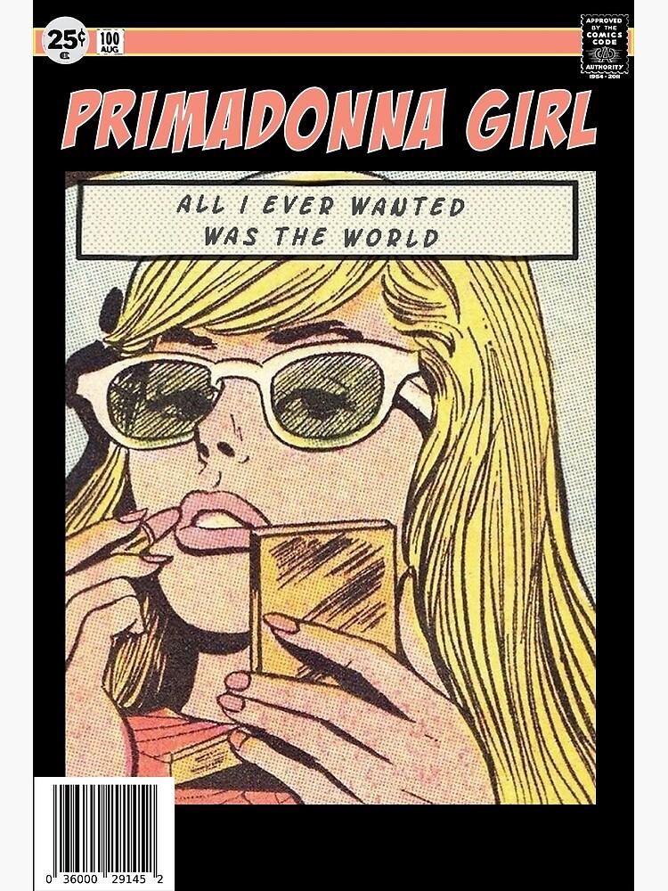 Primadonna by lyssajc